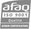 afaq ISO 9001 Qualité - Afnor Certification